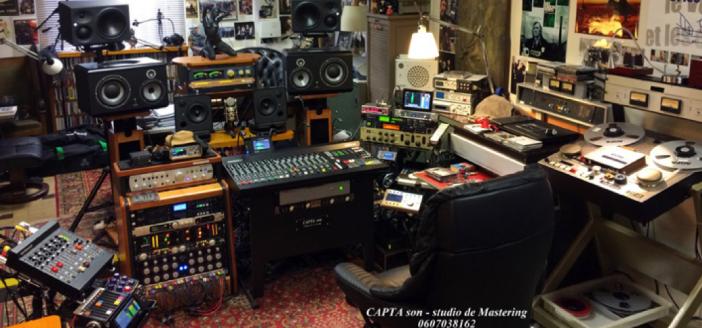 Philippe Mouiset Mastering Studio: CAPTA son Mastering – La Grange à Sons CantarX3