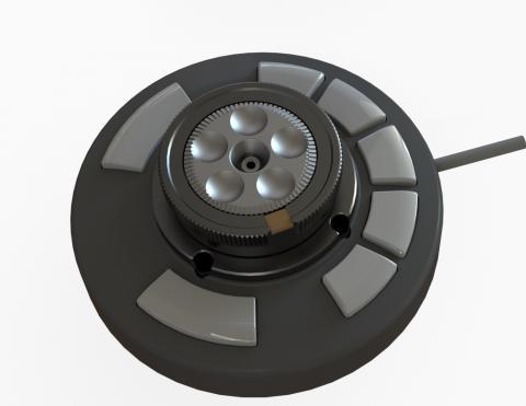 Aaton souriquette Audio mixer-recorder