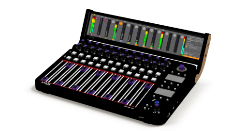 Aaton Cantaress Audio mixer-recorder