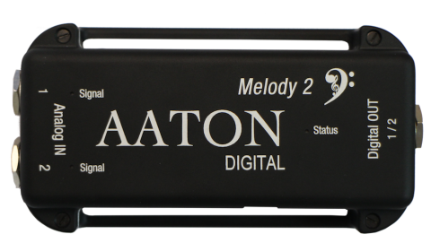 Melody2 - CantarX3 and CantarMini preamplifier