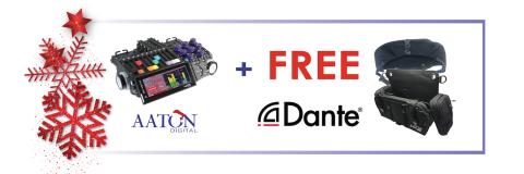 CantarX3, dante, modular bag Christmas - end of year deals