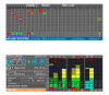 Cantar Firmware V3 options Dante+ Auxiliary channels mix buses AatonMix automix