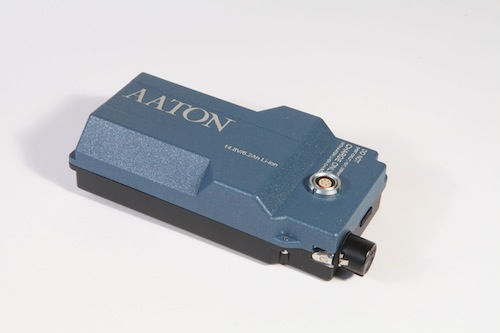 Li-Ion battery | Aaton Digital